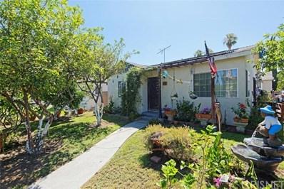 5761 Vineland Avenue, North Hollywood, CA 91601 - MLS#: SR18173664