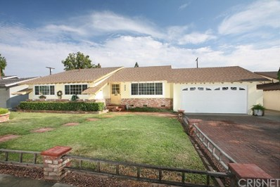 22316 Baltar Street, Canoga Park, CA 91304 - MLS#: SR18174449
