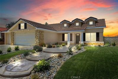 5837 W Avenue L11, Lancaster, CA 93536 - MLS#: SR18174808