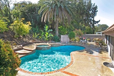 5850 Serrania Avenue, Woodland Hills, CA 91367 - MLS#: SR18175597