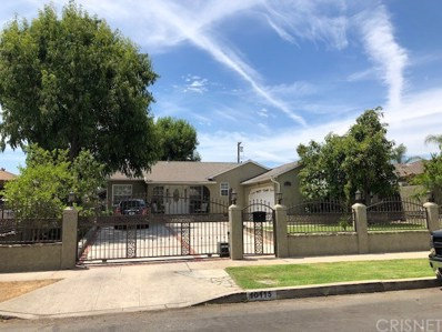 10115 Bevis Avenue, Mission Hills (San Fernando), CA 91345 - MLS#: SR18176531