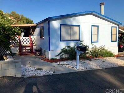 16274 Vasquez Canyon Road UNIT 82, Canyon Country, CA 91351 - MLS#: SR18177455