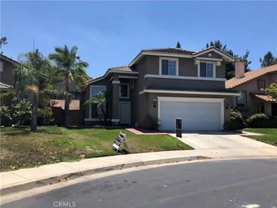 1372 Soundview Circle, Corona, CA 92881 - MLS#: SR18179069