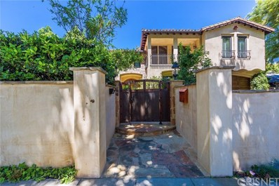 4019 Ventura Canyon Avenue, Sherman Oaks, CA 91423 - MLS#: SR18179262