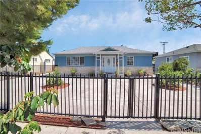 13000 Burton Street, North Hollywood, CA 91605 - MLS#: SR18179321