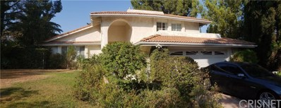 11730 Porter Valley Drive, Porter Ranch, CA 91326 - MLS#: SR18179558