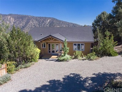 15411 Shasta Way, Pine Mtn Club, CA 93225 - MLS#: SR18179920