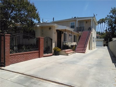 5238 Auckland Avenue UNIT 1\/2, North Hollywood, CA 91601 - MLS#: SR18179979