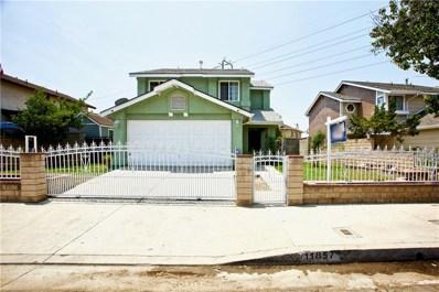11857 Gladstone Avenue, Sylmar, CA 91342 - MLS#: SR18180501
