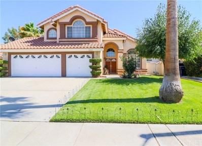 3834 Sonora Way, Palmdale, CA 93550 - MLS#: SR18180510