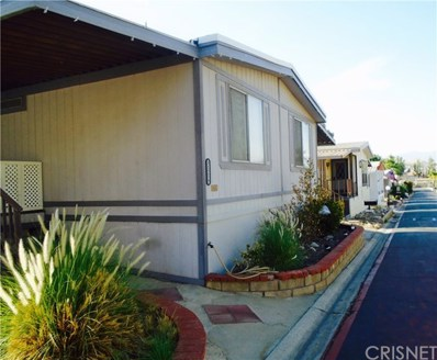 31259 Lakehills Road UNIT 77, Castaic, CA 91384 - MLS#: SR18180591