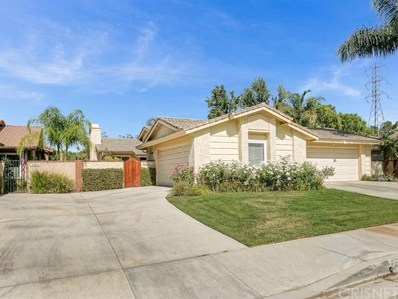 25878 Estaban Drive, Valencia, CA 91355 - MLS#: SR18180696