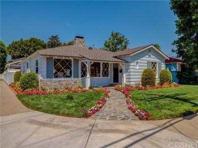 4905 Van Noord Avenue, Sherman Oaks, CA 91423 - MLS#: SR18180894