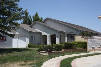 4619 Cinnabar Avenue, Palmdale, CA 93551 - MLS#: SR18180922
