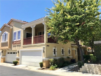 2983 Fuentes Lane UNIT D, Simi Valley, CA 93063 - MLS#: SR18181136