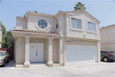 18319 Hart Street UNIT 20, Reseda, CA 91335 - MLS#: SR18181305