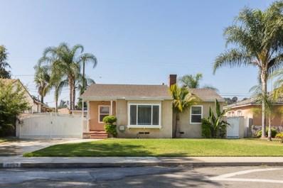 1562 Mc Comas Street, Pomona, CA 91766 - MLS#: SR18181363