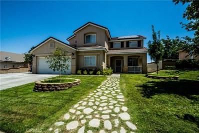 42114 Quail Creek Drive, Lancaster, CA 93536 - MLS#: SR18181408