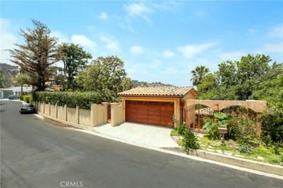 14707 Round Valley Drive, Sherman Oaks, CA 91403 - MLS#: SR18181431