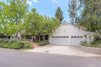 16040 Meadowcrest Road, Sherman Oaks, CA 91403 - MLS#: SR18181436