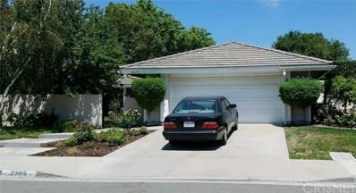 23655 Mesa Court, Valencia, CA 91355 - MLS#: SR18182169