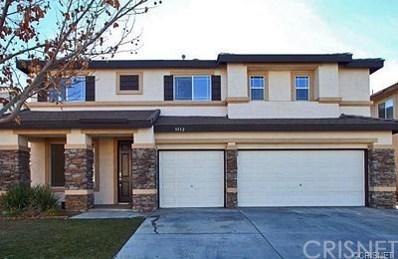 3532 Parkridge Lane, Palmdale, CA 93551 - MLS#: SR18182503