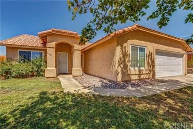 3801 Fernwood Street, Rosamond, CA 93560 - MLS#: SR18182966