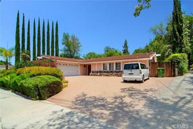 5752 Wallis Lane, Woodland Hills, CA 91367 - #: SR18183024