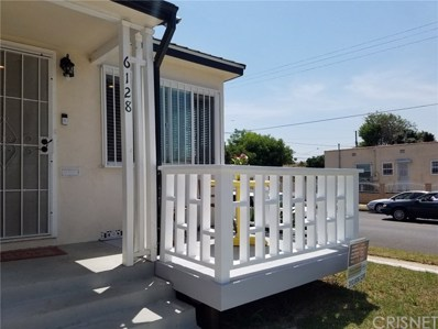 6128 Cimarron Street, Los Angeles, CA 90047 - MLS#: SR18183344