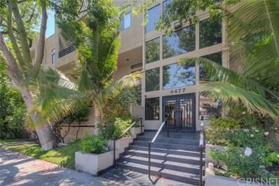 4477 Woodman Avenue UNIT 206, Sherman Oaks, CA 91423 - MLS#: SR18184301