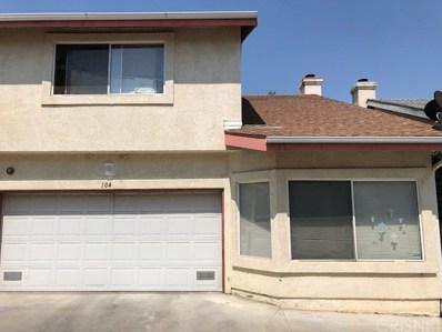 13421 Hubbard Street UNIT 104, Sylmar, CA 91342 - MLS#: SR18184441
