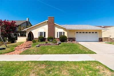 2737 N Highgate Place, Simi Valley, CA 93065 - MLS#: SR18185252