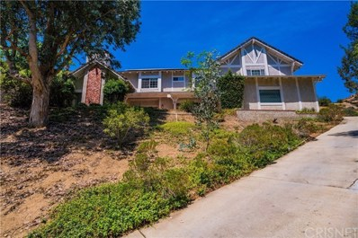31 Coolwater Road, Bell Canyon, CA 91307 - MLS#: SR18185367
