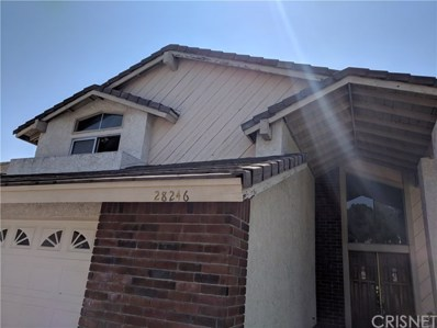 28246 Robin Crest Court, Canyon Country, CA 91387 - MLS#: SR18185446