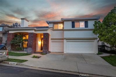 17764 Sidwell Street, Granada Hills, CA 91344 - MLS#: SR18186164