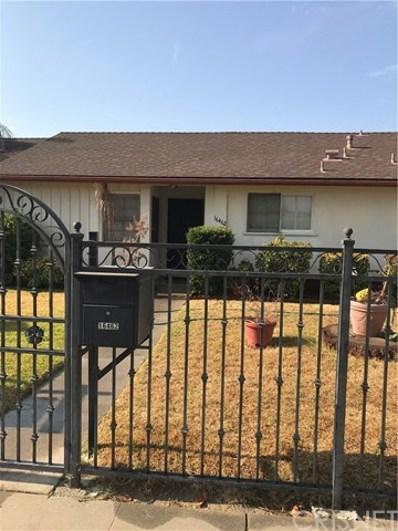 16462 Plummer Street, North Hills, CA 91343 - MLS#: SR18186265