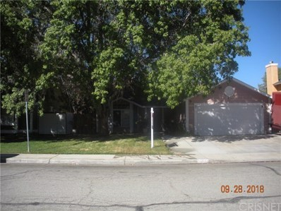 44037 11th Street E, Lancaster, CA 93535 - MLS#: SR18187637