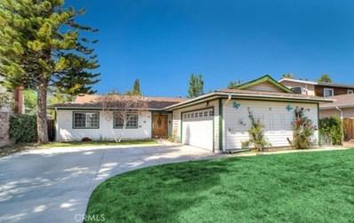 17535 Hiawatha Street, Granada Hills, CA 91344 - MLS#: SR18187897