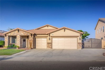 43830 Elena Court, Lancaster, CA 93536 - MLS#: SR18188134