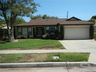 644 W Avenue J9, Lancaster, CA 93534 - MLS#: SR18188305