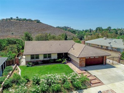 1538 Calle Fidelidad, Thousand Oaks, CA 91360 - MLS#: SR18188633