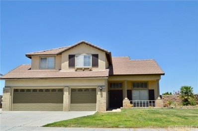 1753 Date Palm Drive, Palmdale, CA 93551 - MLS#: SR18188762