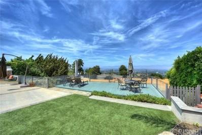 3120 Elvido Drive, Los Angeles, CA 90049 - MLS#: SR18188928