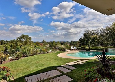 5781 PENLAND Road, Hidden Hills, CA 91302 - MLS#: SR18188949