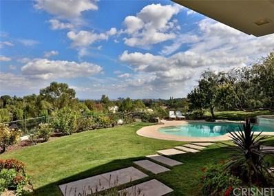 5781 PENLAND Road, Hidden Hills, CA 91302 - MLS#: SR18188949