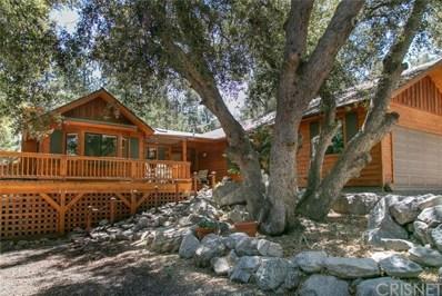 1712 Zion Way, Pine Mtn Club, CA 93222 - MLS#: SR18189508