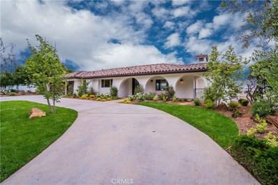 26 Corral Road, Bell Canyon, CA 91307 - MLS#: SR18189786
