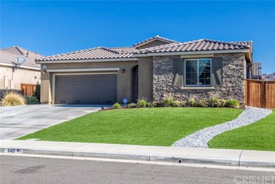 3415 Puma Avenue, Rosamond, CA 93560 - MLS#: SR18190258