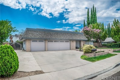 2064 Top Circle, Lancaster, CA 93536 - MLS#: SR18190319