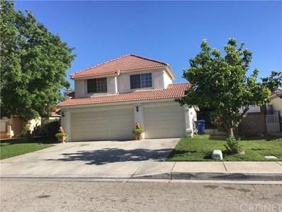 1738 Michael Drive, Lancaster, CA 93535 - MLS#: SR18190576